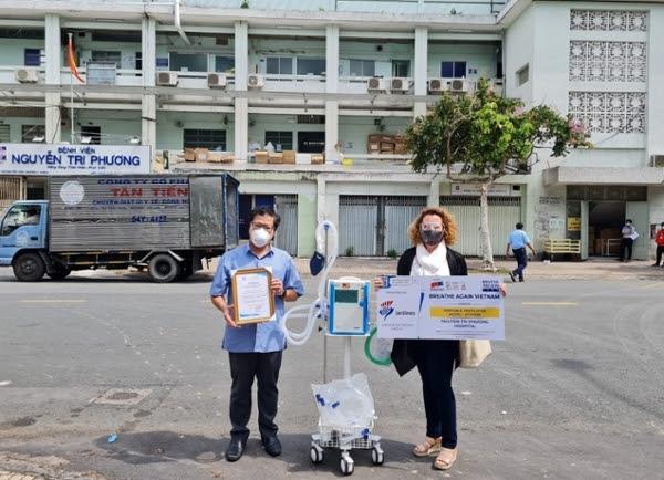 EuroCham tiếp tục kêu gọi đóng góp gây quỹ ủng hộ Việt Nam chống dịch Covid-19