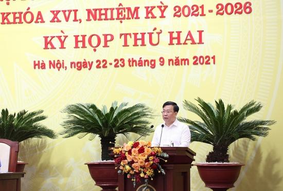 HĐND thành phố Hà Nội thông qua chủ trương ban hành Đề án cải tạo, xây dựng lại chung cư cũ