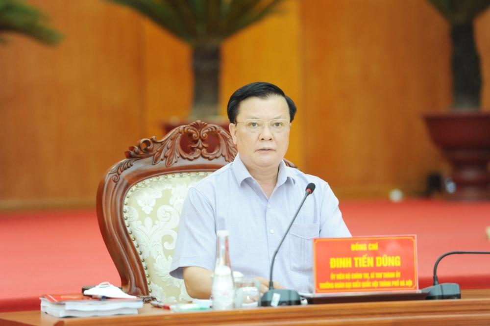 Hà Nội thành lập Ban Chỉ đạo xây dựng Dự thảo Luật Thủ đô (sửa đổi)