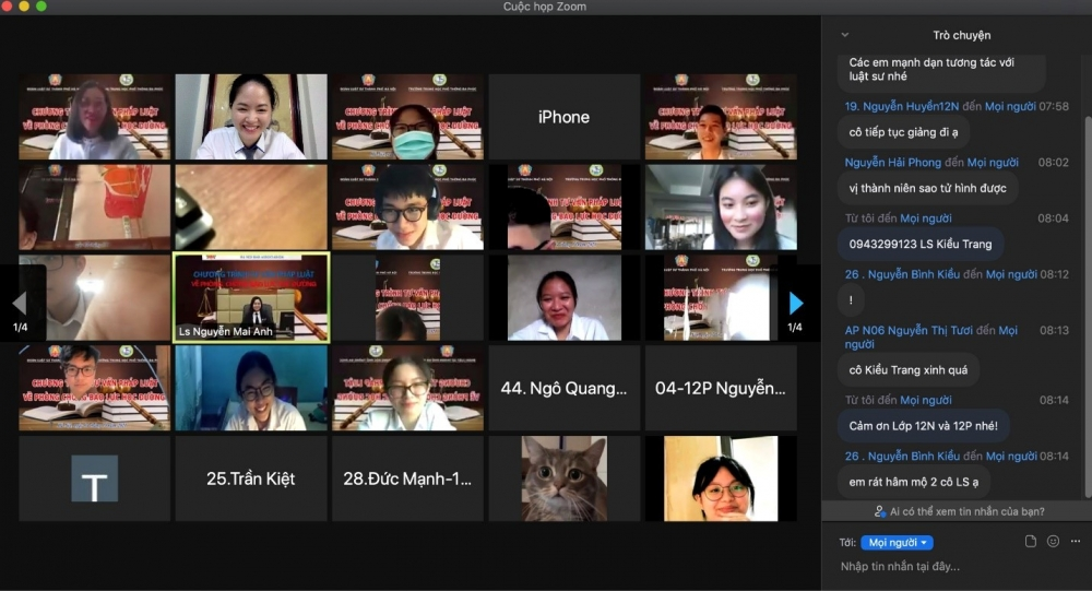 Đoàn Luật sư Hà Nội tổ chức Tuần tư vấn, trợ giúp pháp lý miễn phí