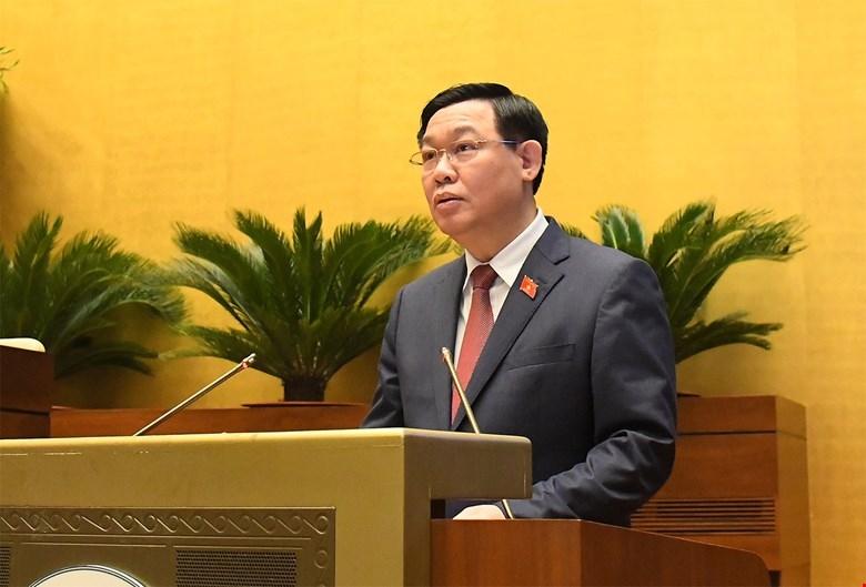 Chủ tịch Quốc hội Vương Đình Huệ: Chúng ta dần thích ứng an toàn, linh hoạt, kiểm soát hiệu quả dịch Covid-19
