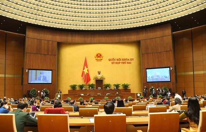 Sáng nay (20/10), khai mạc Kỳ họp thứ 2 Quốc hội khóa XV