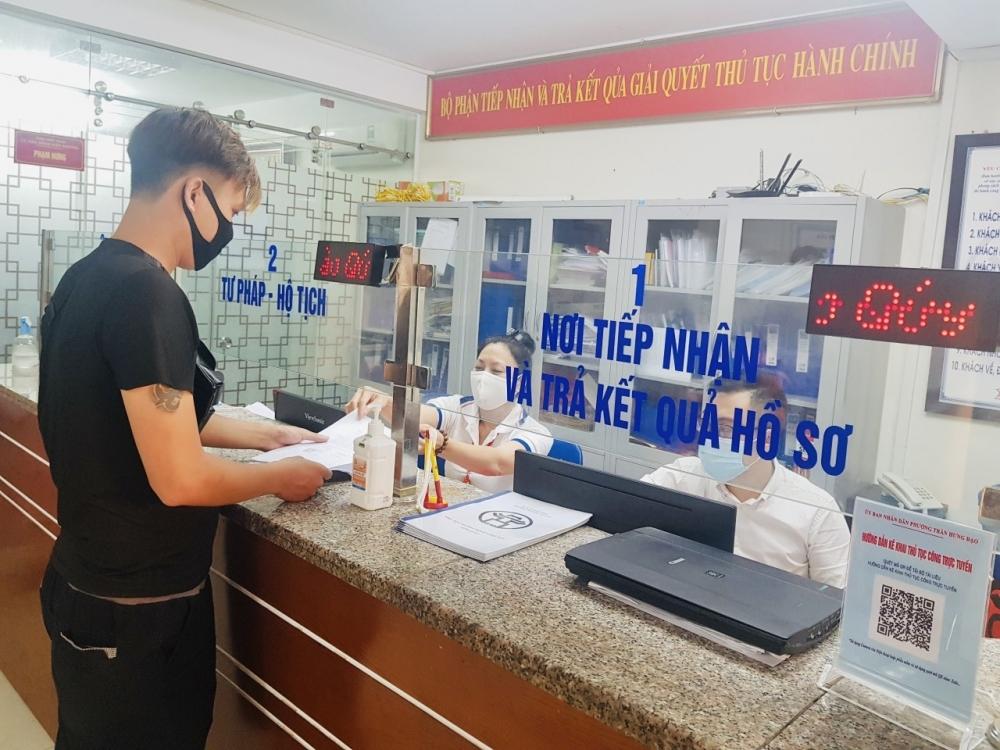 146/175 phường đã thực hiện ủy quyền cho công chức Tư pháp - Hộ tịch ký chứng thực
