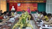 Phát huy vai trò Hội phụ nữ trong bảo vệ môi trường và đảm bảo trật tự đô thị