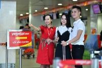 Bay nhanh, bay xanh cùng Vietjet khám phá Việt Nam với vé 0 đồng