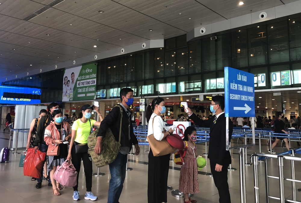 Vietjet đảm bảo an toàn phòng dịch cho hành khách