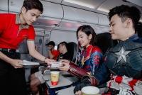 Tín đồ xê dịch lợi đủ đường khi cài app của hãng bay