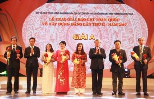 1.825 tác phẩm tham dự Giải Búa liềm vàng lần thứ III - năm 2018