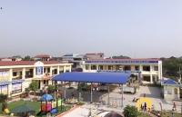 Đẩy nhanh tiến độ xây dựng trường đạt chuẩn quốc gia