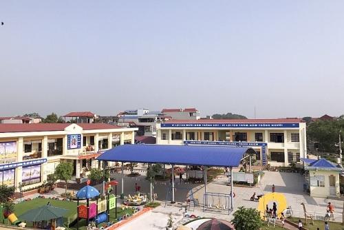 Hà Nội: Thêm 7 trường trung học cơ sở đạt chuẩn quốc gia
