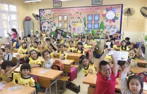 Tăng cường các giải pháp nâng cao chất lượng giáo dục toàn diện