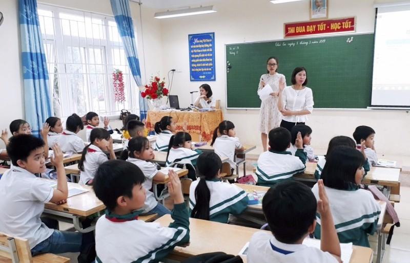Hà Nội: Gia hạn thời gian nhận Phiếu đăng ký dự tuyển giáo viên đến tháng 2/2020