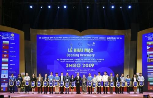 10 sự kiện tiêu biểu ngành Giáo dục Thủ đô năm 2019