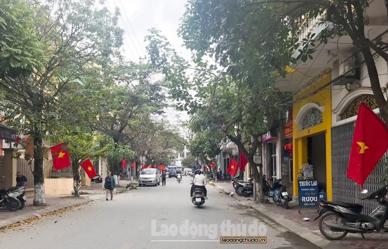 Nam Định rực rỡ cờ hoa chào đón Tết Nguyên đán 2020