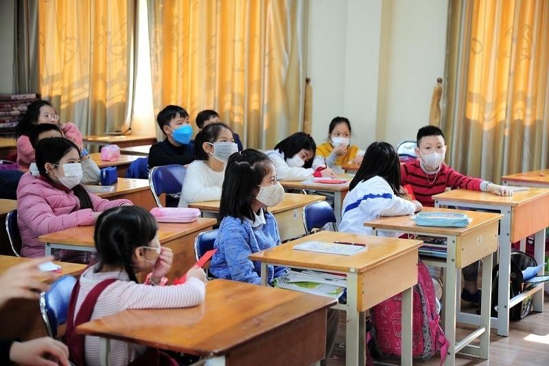 Các trường học tại Hà Nội chủ động ứng phó với virus Corona