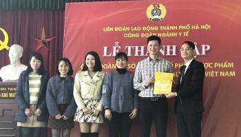 Thành lập Công đoàn cơ sở Công ty cổ phần Dược phẩm công nghệ cao Hataphar Healthcare Việt Nam