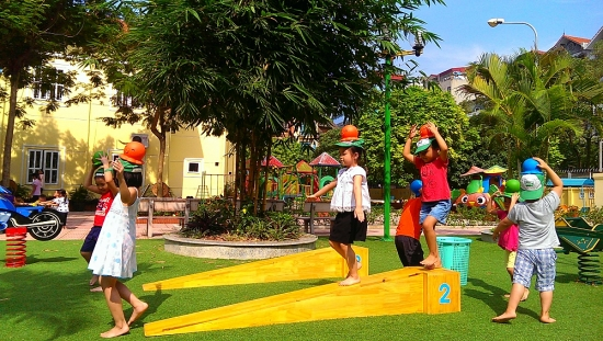 Hà Nội có 2.724 nhóm trẻ, lớp mẫu giáo độc lập tư thục được cấp phép