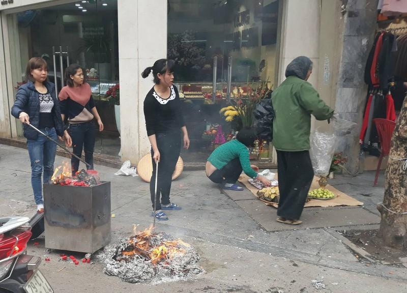 Hà Nội chủ động phòng cháy, chữa cháy dịp Tết Nguyên đán 2018