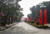 Nam Định rực rỡ cờ hoa chào đón tết Nguyên đán 2018