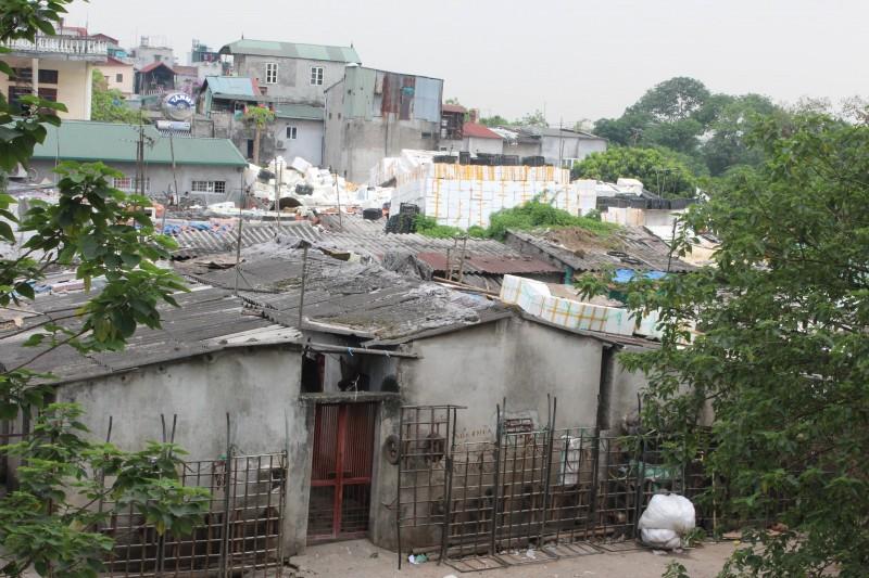 Ẩn họa chảy nổ tại các khu nhà tạm