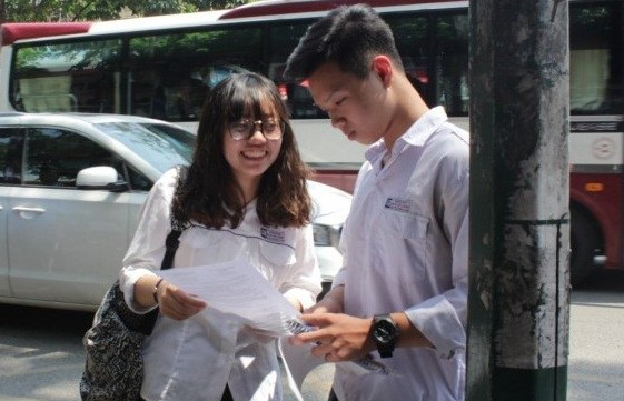 103 học sinh Hà Nội được nhận Bằng khen của Bộ trưởng Bộ Giáo dục và Đào tạo