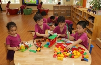 Hà Nội có thêm 17 trường mầm non đạt chuẩn quốc gia