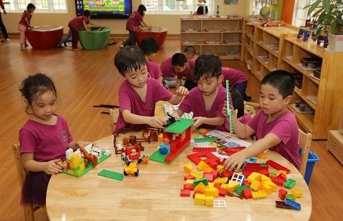 Bảo đảm cơ sở vật chất cho giáo dục mầm non, phổ thông giai đoạn 2017 - 2025