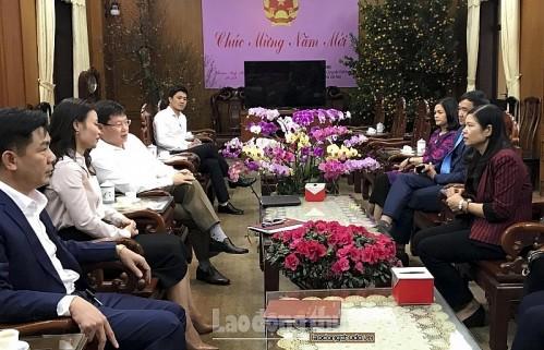 Huyện Sóc Sơn: Sau Tết, 100% CNVCLĐ trở lại làm việc bình thường