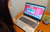 Hơn 33.000 học sinh cùng tham gia khai bút trực tuyến Xuân Kỷ Hợi