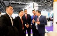 Triển lãm công nghệ giáo dục quốc tế lần đầu tiên tại Việt Nam