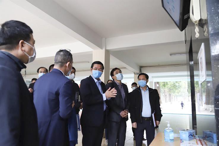 Kiểm tra công tác phòng, chống dịch bệnh nCoV tại các trường đại học