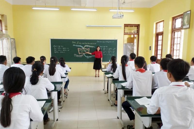 Đẩy mạnh nâng cao chất lượng giáo dục toàn diện trong các nhà trường