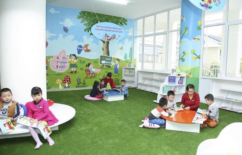 Cơ sở giáo dục mầm non phải tiếp nhận hết số trẻ 5 tuổi trên địa bàn
