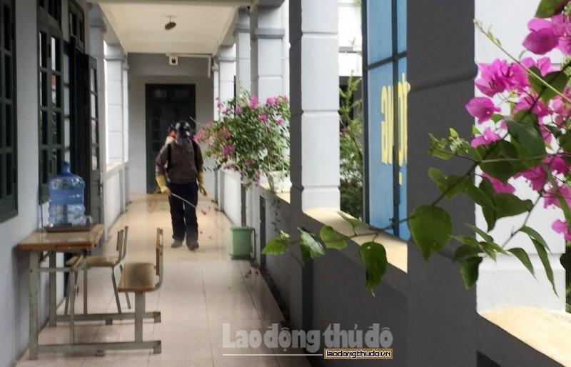 Tăng cường biện pháp phòng, chống dịch bệnh Covid-19 khi học sinh, sinh viên đi học trở lại