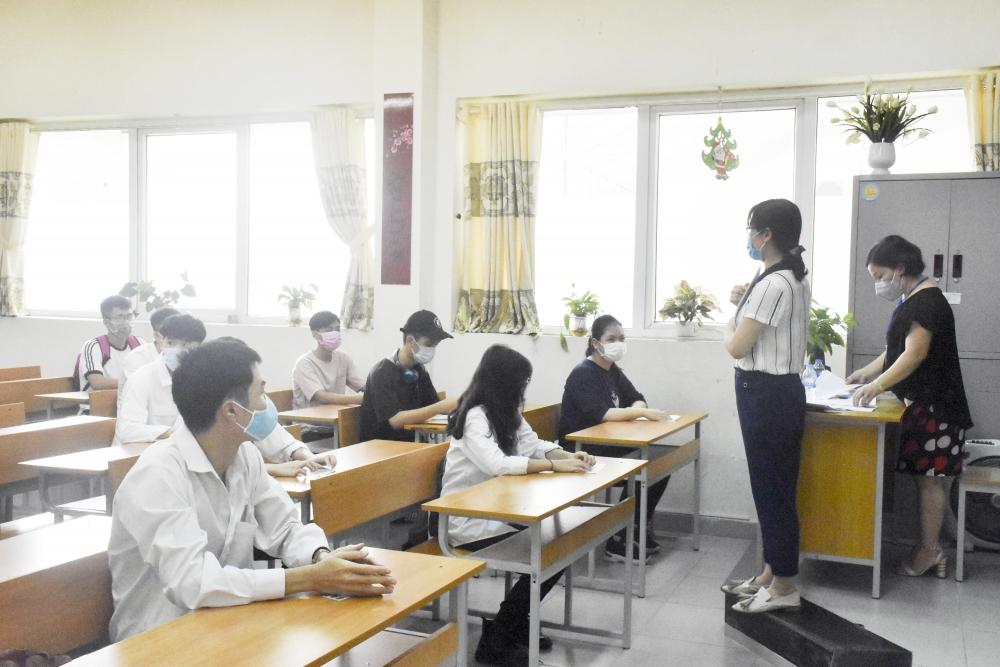 Tiếp tục siết chặt kỷ luật của kỳ thi tốt nghiệp trung học phổ thông