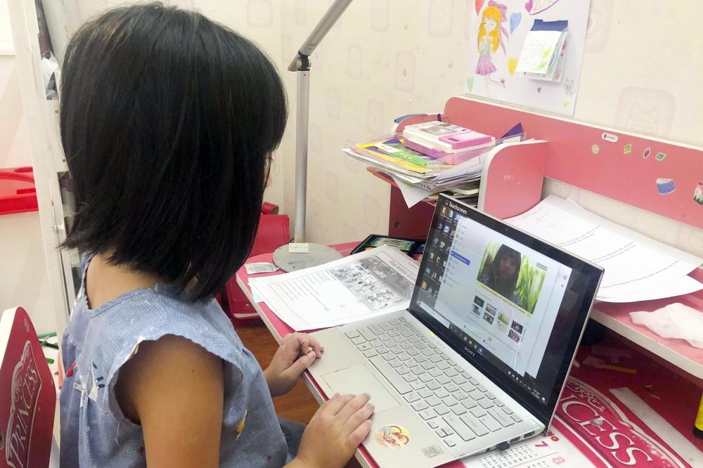 Hà Nội: Học sinh tạm dừng đến trường, học trực tuyến từ ngày 17/2