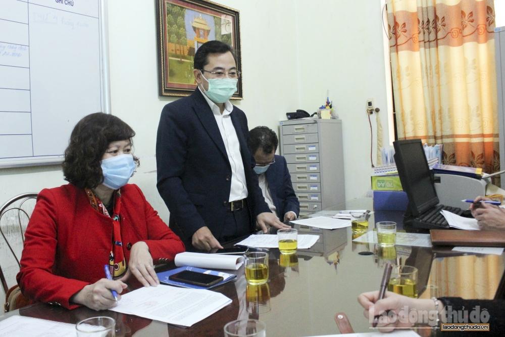 Tiếp tục phòng, chống dịch bệnh Covid-19, ổn định sản xuất, kinh doanh