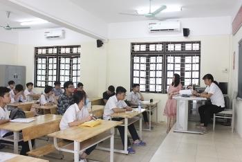 Phê duyệt kế hoạch tuyển sinh vào lớp 10 Trung học phổ thông năm học 2021 - 2022