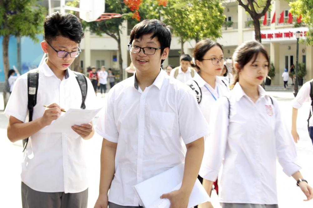 Băn khoăn quy định không được đổi khu vực tuyển sinh vào lớp 10