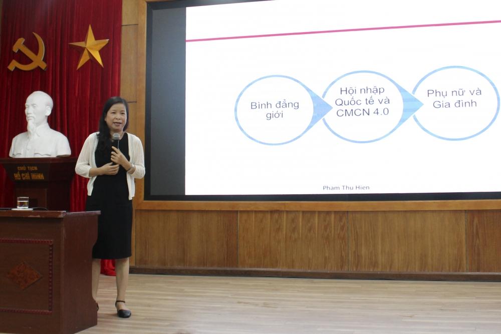 Tập trung đổi mới, nâng cao chất lượng công tác nữ công