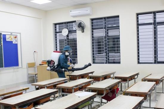 Chuẩn bị các điều kiện để đảm bảo an toàn khi học sinh trở lại trường