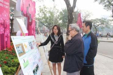 Người dân tích cực đóng góp ý kiến về Quy hoạch Ga tàu điện ngầm cạnh Hồ Gươm