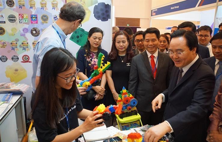 Khai mạc Triển lãm công nghệ giáo dục quốc tế BESS Vietnam 2019