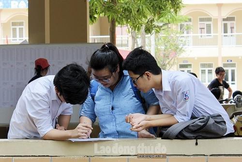 Hà Nội công bố môn thi thứ tư kỳ thi tuyển sinh vào lớp 10 THPT