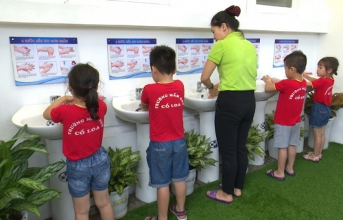 Tăng cường bảo đảm vệ sinh, an toàn thực phẩm trong các cơ sở giáo dục