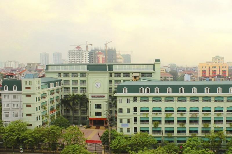 Hà Nội: Nhắc nhở các trường bố trí học sinh học tại tầng cao vượt quá quy định