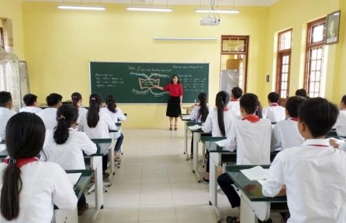 Hà Nội: Thi tuyển viên chức giáo viên, nhân viên từ ngày 12 - 18/3