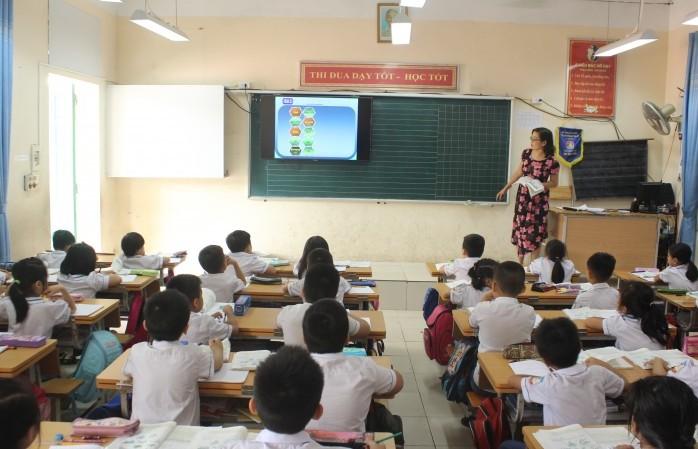 Công bố nội dung tinh giản chương trình cấp Tiểu học