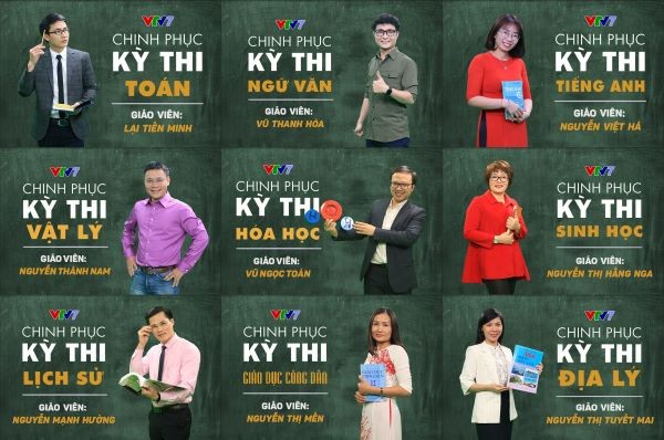 chuong trinh chinh phuc ky thi hoc it nhung ma chat