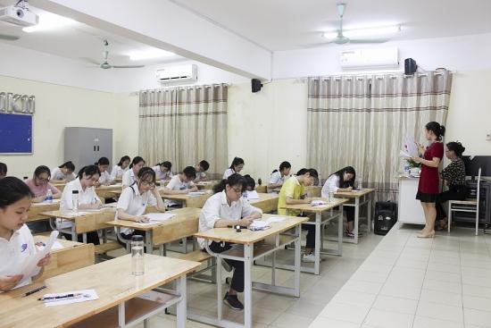 Học sinh không nên quá lo lắng